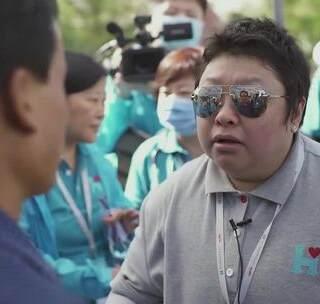 韩红:做慈善,是听从心的旨意#二更视频##原创##韩红#