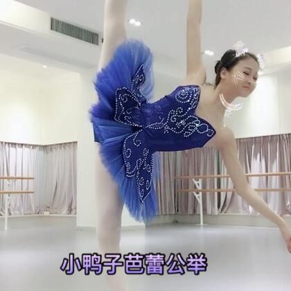 这个小逗比是谁🌚反正不是我 人家是傲娇的小公举🙈#鸭子舞##舞蹈##芭蕾#