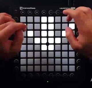 【2星】Special 30k - ItsAliJ - Louder (Feat Dj Scene) Ali J 很棒的工程作者 老工程 难度不高 灯光很棒#launchpad##abletive#
