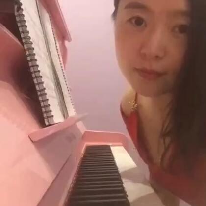 钢琴梦想家~优秀美女学员 《小幸运》 非常不错!