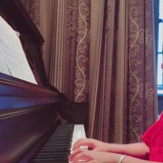 上完一节体验课的小朋友弹的#小小钢琴家##音乐#