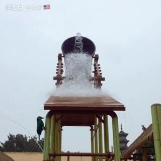 锦绣中华民俗村,泼水节!🎉#泼水节#😘
