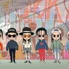 都在玩嘻哈,造型怎么搭?😏给大家盘点一下史上几个经典的风格穿搭,peace~!👊@美拍小助手 #我要上热门##美拍有嘻哈##中国有嘻哈#