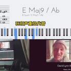 现代音乐的和声变化是很丰富的 Reharmonizing chord Substitution 今天用一个老先生清唱视频来即兴配一下和声吧 (Music as a Language)