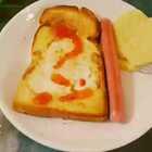 嗨早上好啊 不过是晚上发的#美食##早餐##土司#@全娜拉