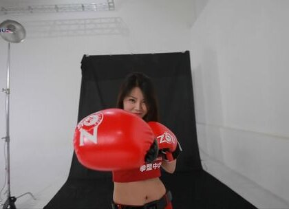 拳盟中华邹市明WBO世界拳王卫冕战 Ring girl全国征集海选回顾。
