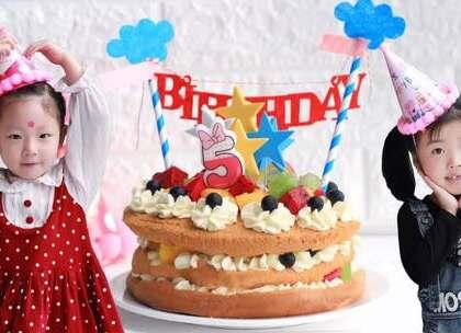 棉花蛋糕~宝贝的姐姐生日,我答应说要给她做给蛋糕,虽然手残,但还是折腾出来一个,因为是宝宝们吃,所以做了非常软嫩的棉花蛋糕,虽做的颜值不在线,但是味道好,小朋友超级喜欢吃,我就开心了。#宝妈享食记##美食# 我开心了,那就送福利啦!90万粉丝福利在片尾,一共抽8名哦!下周一开奖。