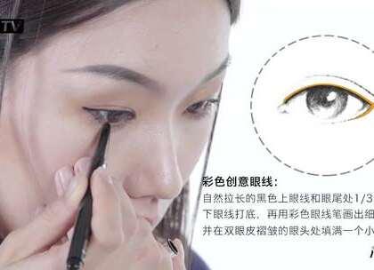 3分钟get 7款眼线画法#魔力时尚##美妆##眼线#