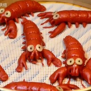 【仿真小龙虾】哈哈~不要被封...