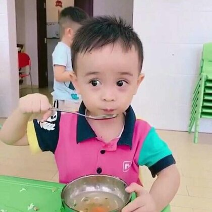 #宝宝#瓜瓜的幼儿园日常