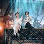 杨紫现身魏晨演唱会对唱《我们的小世界》