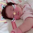 睡得香香的小伊妹💓#宝宝##萌宝宝睡觉了#