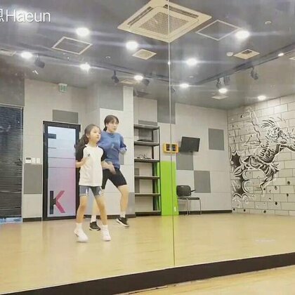 罗夏恩(Na Haeun) - EXO - Power 练习视频 #罗夏恩##舞蹈#