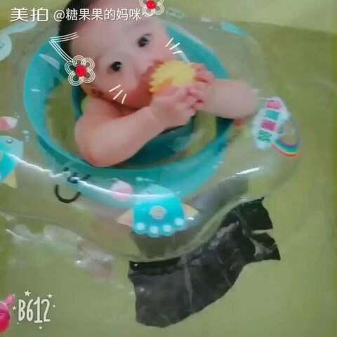 宝宝 宝宝洗澡篇 糖果果洗澡记 哈哈 宝宝视频 糖果果的妈咪 的美拍图片