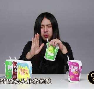 美食博主争相品尝的网红酸奶,...