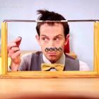 牛顿摆 摆到根本停不下来~!#搞笑##外国人真会玩##我要上热门#
