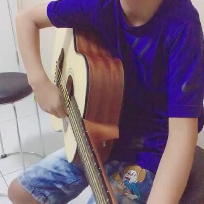 他说他自己写的歌叫《再见》😳😳
