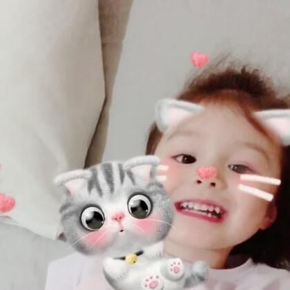 #小团子#彻底爱上了这只自拍模式的小猫咪了😂#宝宝#