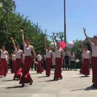#北京舞蹈学院##泼水节#北舞泼水节现场 (库存)