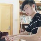 但愿人长久 即兴 钢琴