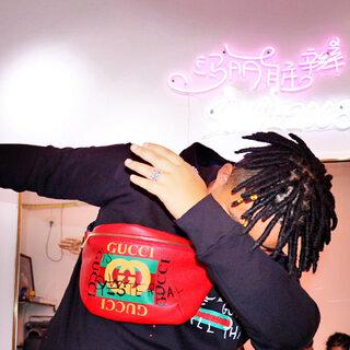 #脏辫##dab##中国有嘻哈##嘻哈标志#