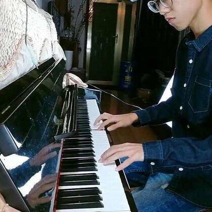 简单悦耳的钢琴曲#钢琴#