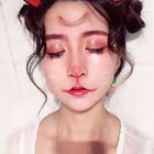 #U乐国际娱乐化妆#兔子妆教程