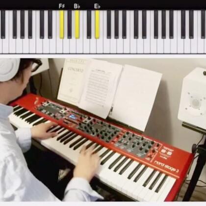 jazz教学记录#我要上热门@美拍小助手##U乐国际娱乐#