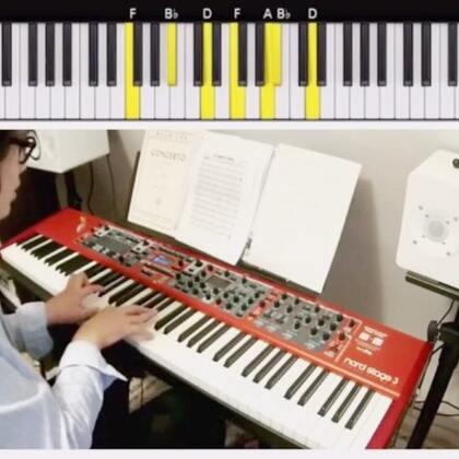 #我要上热门@美拍小助手##U乐国际娱乐# Jazz教学记录