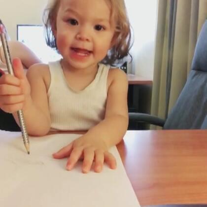 我的小棉袄,让我觉得特别幸福😊#伊诺1岁9个月##伊诺和妈妈#