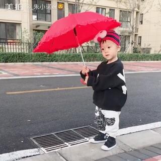 小花伞!⛈