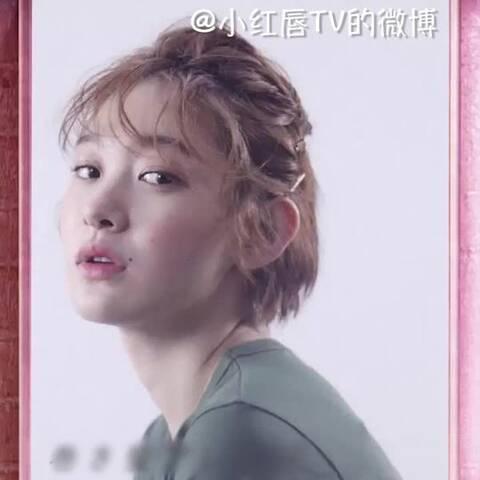 【小红唇官方美拍】《欢乐颂》曲筱绡同款短发,小妖...