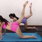 5个女生超有效瘦身提臀动作,收藏一起做 #运动##减肥# (10/13我們在上海,想遇到我們的請留言轉發!)