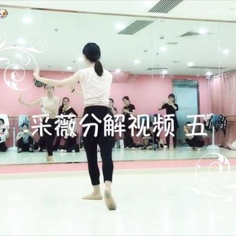 【小奕子🐶美拍】#舞蹈##采薇##古典舞#孙科老师是...