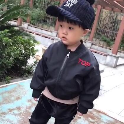 遛孩子篇 二#宝宝##萌宝宝#