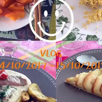 #日志##vlog#42 今天房东表哥夫妇两人来家里做客了,中午从13点开始午餐,前菜主菜奶酪甜点,之后又是咖啡☕️,接着一直聊天聊到他们将近18点他们才走哈哈,感恩总是遇到很好的接待家庭❤️