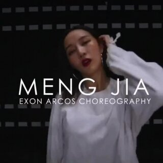 Choreography by exon arcos#mengjiadance#