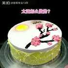 #美食##甜品##蛋糕#大家喜欢什么花