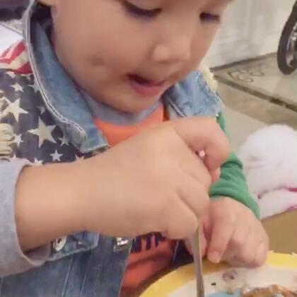 #吃螃蟹啦##宝宝#