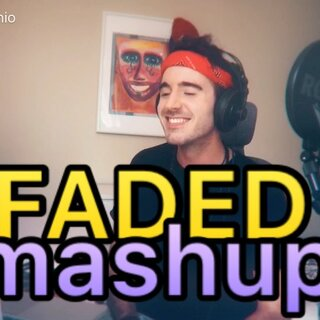 Faded by Alan Walker - Cover by Nio蓝子龙