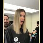 说女生进理发店和出理发店没有变化的,那是人家去洗头,如果她是去理发,那出来的时候你就要小心了,人家可是仙女!😏