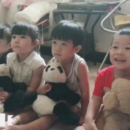 卡VCD..一人一只宠物!#宝宝##vivi3y+1m##vivi和兄弟姐妹#
