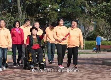 青岛最牛裁缝,坐轮椅为阿玛尼打版,帮39个残障儿就业#二更视频##牛人##我要上热门#