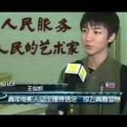 """作为北京电影学院的学生@TFBOYS-王俊凯 接受央视采访,他素颜出镜,语句平实,充满正能量:""""希望能贯彻到我们电影学院的三人民理念,就是向人民学习,为人民服务,做人民的艺术家,当然我们也想不忘初心,然后努力去学习去做一个为人民服务的电影工作者。""""👍"""