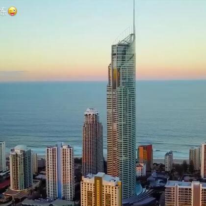 澳大利亚黄金海岸!