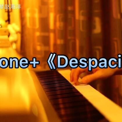 iPhone+《Despacito》夜色钢琴曲 赵海洋版、微博:夜色钢琴赵海洋