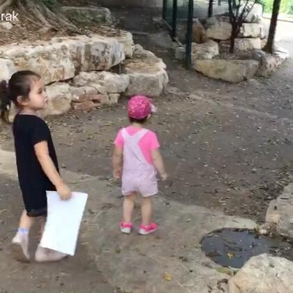 以色列终于过完了夏天,现在带孩子们户外活动毫无压力,因为不热了,哈哈哈