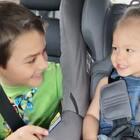 带俩熊孩子一起去玩啦😁#伊诺1岁10个月##伊诺和大表哥##伊诺和粑粑麻麻在一起#
