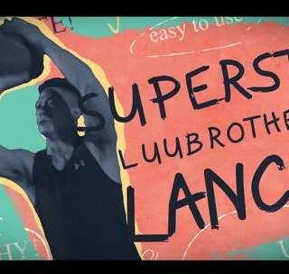 #LuuBrothers# 超酷的打球视频来啦!你是准备看球还是看肌肉呢?#明星##运动#