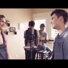 #晚安翻唱#当霉霉遇上黄老板……(歌曲:Taylor Swift VS Ed Sheeran MASHUP-翻唱制作:KHS & Alyson Stoner & Sam Tsui) #热门##音乐#